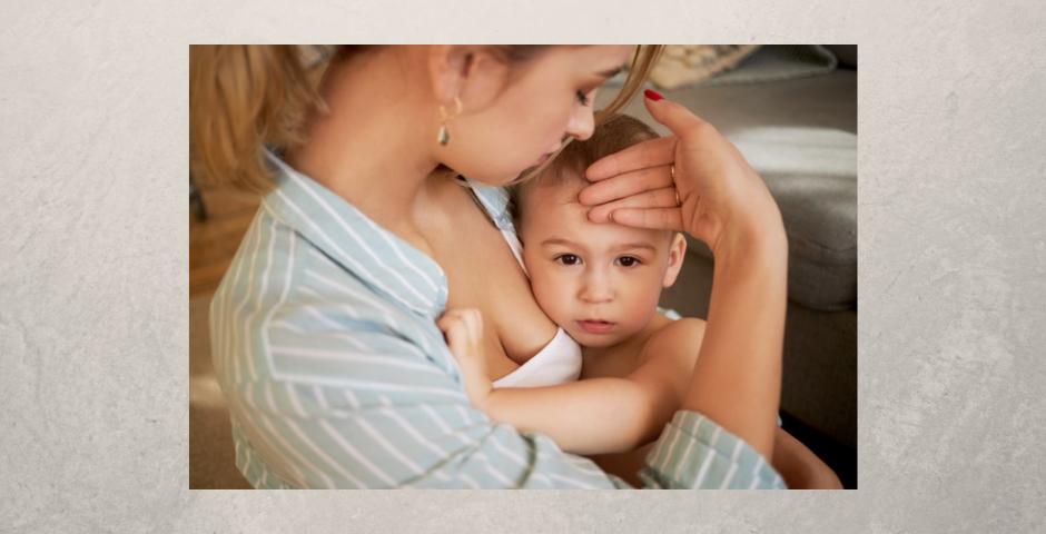 """8 """"Remédios"""" Caseiros Para Cuidar da Gripe do Bebê"""